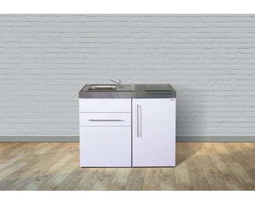 Miniküche stengel Premiumline Breite 110 cm MP110 KS Induktion Becken links