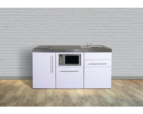 Miniküche stengel Premiumline Breite 170 cm MPM170 KS Induktion Becken rechts