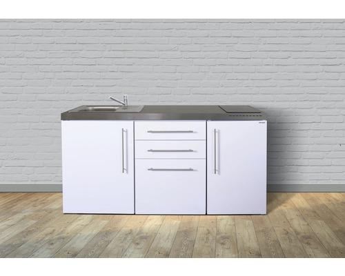 Miniküche stengel Premiumline Breite 170 cm MP170 KS Induktion Becken links