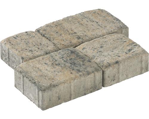 Pflasterstein Mehrformatpflaster iWay Life muschelkalk Stärke 6 cm