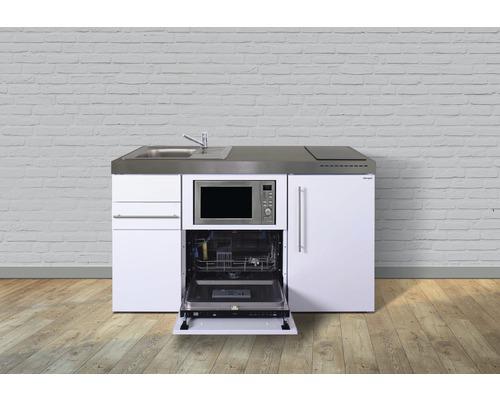Miniküche stengel Premiumline Breite 150 cm MPGSM150 KS Induktion Becken links