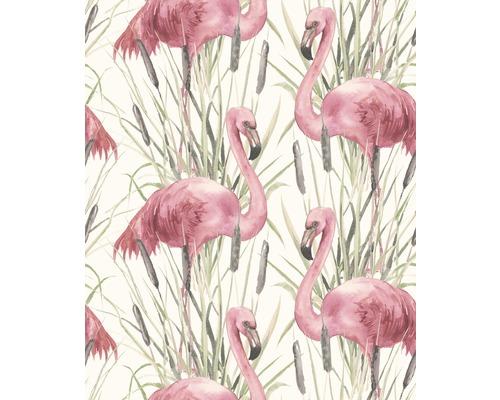 Vliestapete 811001 Selection Home Collection Flamingos rosa