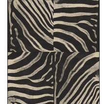 Vliestapete 811407 Selection Home Collection Zebra schwarz