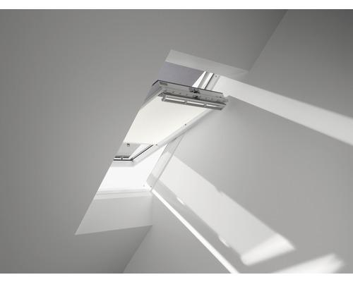VELUX Vorteils-Set Hitzeschutz-Markise transparent schwarz und Wabenplissee Faltstore beige ROU100 1086