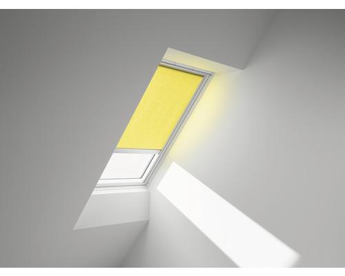 VELUX Sichtschutzrollo gelb uni elektrisch RML SK06 4073S