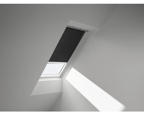 VELUX Sichtschutzrollo schwarz uni elektrisch RML F04 4069S