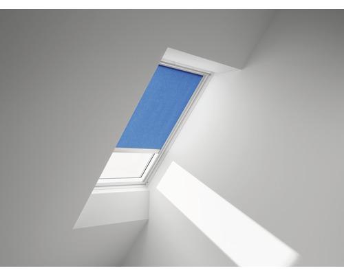 VELUX Sichtschutzrollo blau uni elektrisch RML M08 1952S