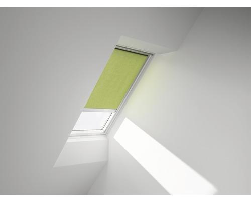 VELUX Sichtschutzrollo grün uni elektrisch RML C04 4079S