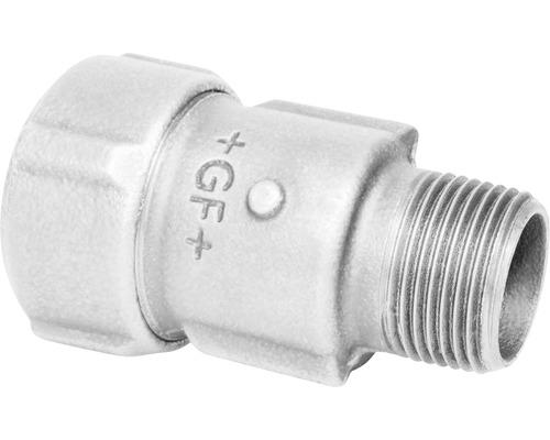 """Primofit Adapter AG 1 1/2"""" verzinkt EPDM"""