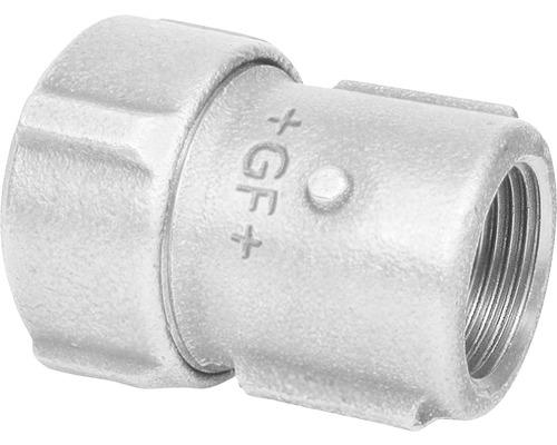 """Primofit Adapter IG 1 1/2"""" verzinkt EPDM"""