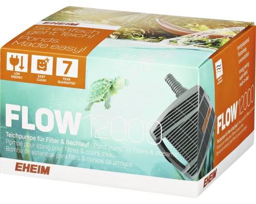 Teichpumpe EHEIM FLOW12000 für Filter & Bachlauf