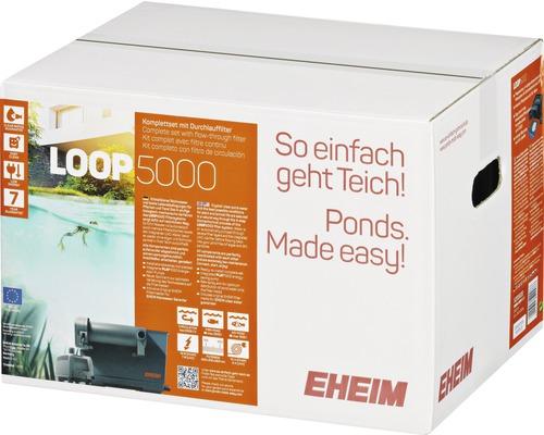 Durchlauffilter EHEIM LOOP5000 Komplettset