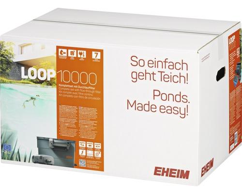 Durchlauffilter EHEIM LOOP10000 Komplettset