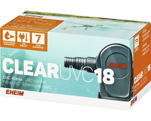 UVC-Teichklärer EHEIM 18 W