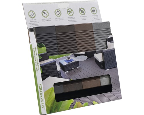 Musterbox zu Konsta WPC Terrassendielen Vollprofil 26mm