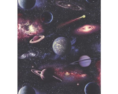 Vliestapete 815429 Kids&Teens 3 Cosmos blau