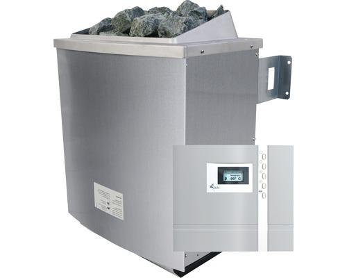 Saunaofen Karibu 4,5 kW inkl.ext.Steuerung Premium