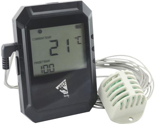 Sauna E-Thermometer Karibu mit App-Steuerung