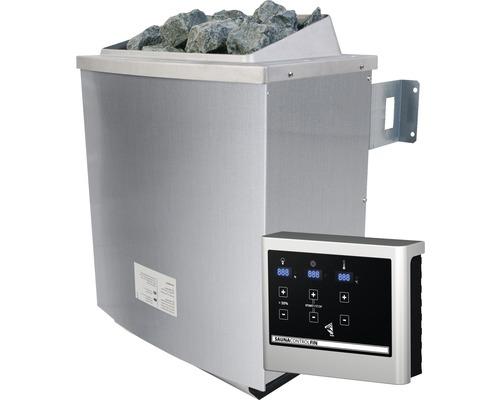 Saunaofen Karibu 4,5 kW inkl.ext.Steuerung Easy