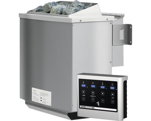 Biokombiofen Karibu 4,5 kW inkl.ext.Steuerung Bio