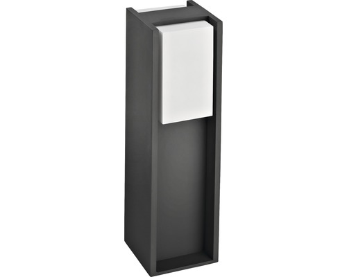Außensockelleuchte 1x14W 810 lm 2700 K warmweiß Ecomoods anthrazit