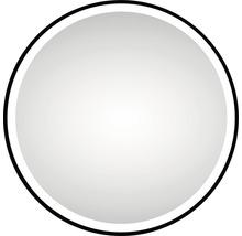 LED Badspiegel DSK Black Circular matt Ø80cm IP 24