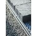 Steinfix Randabschlussprofil gerade 75x25 mm Länge 2 m