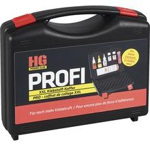 HG Power Glue Sekundenkleber XXL Koffer 7-teilig