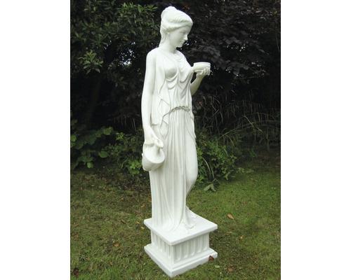 """Statue """"Hebe"""" 40 x 46 x 162 cm"""