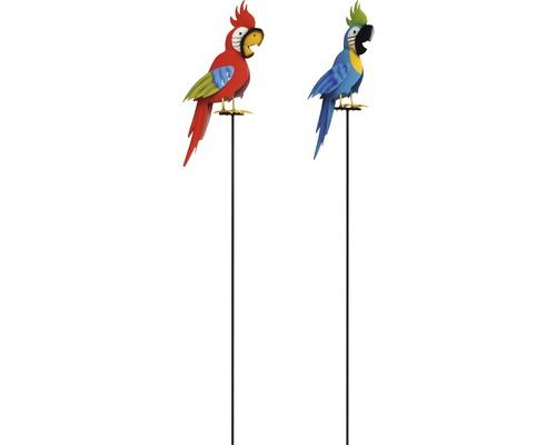 Dekostab Papagei H 95 cm