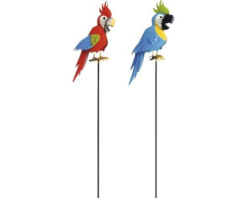 Dekostab Papagei H 70 cm