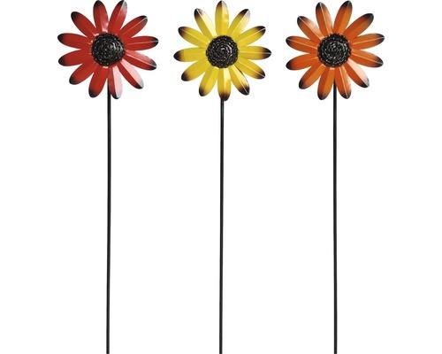 Dekostab Blume H 115 cm zufällige Farb- und Musterauswahl