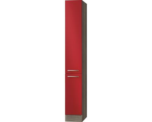 Apothekerschrank Optifit Imola Breite 30 cm KUIM HFZ306-9+ Rot
