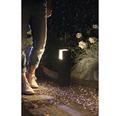 Philips hue LED Sockelleuchte Fuzo White 15W 1150 lm 2700 K warmweiß schwarz H 400 mm - Kompatibel mit SMART HOME by hornbach