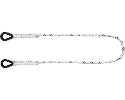 Rückhalteverbindungsmittel Kernmantelseil Kratos FA4050015 1,50 m 22 kN Ø12 mm Seil