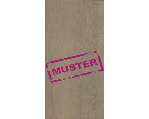 Muster zu Flairstone Feinsteinzeug Terrassenplatte Wood Mocca
