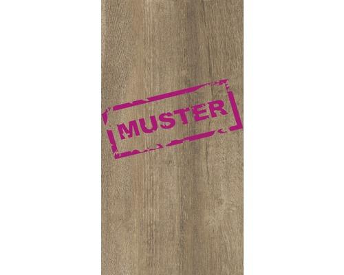 Muster zu Flairstone Feinsteinzeug Terrassenplatte foresto mittelbraun