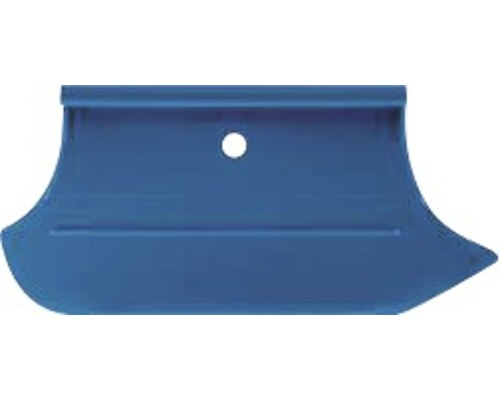 Tapetenandrückspachtel blau 28 cm