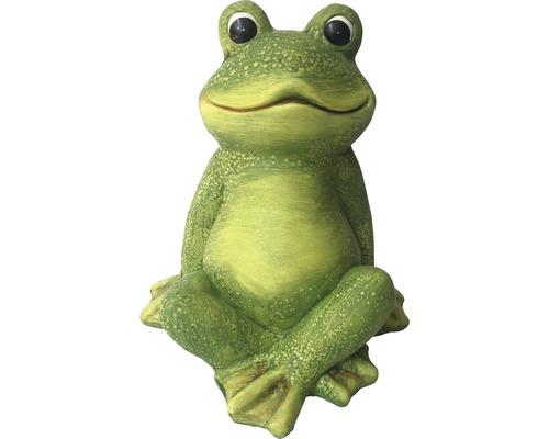 Frosch sitzend 27,5 x 23,6 x 30,7 cm