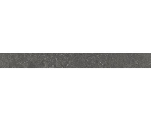 Sockel Donau Graphit matt 60x6x1 cm