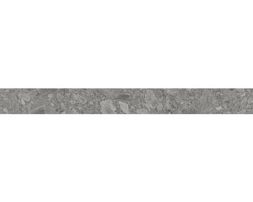 Sockel Donau Grau matt 60x6x1 cm