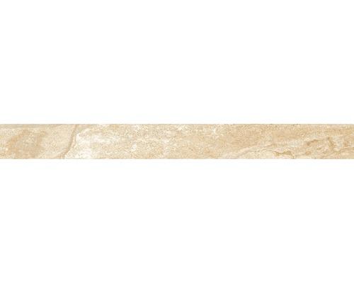 Sockel Lava Stein glasiert matt 60 x 6 cm
