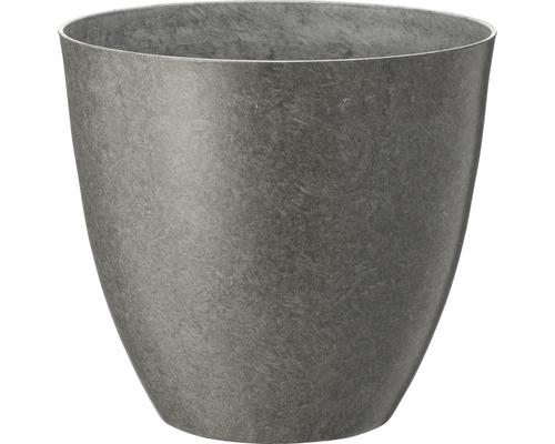 Pflanztopf Lafiora Balas D 28 x H 26 cm grau