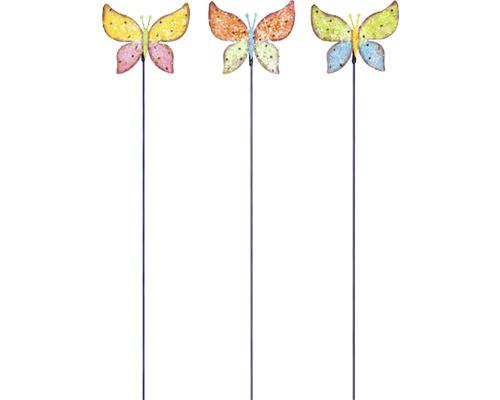 Dekostab Schmetterling H 123 cm