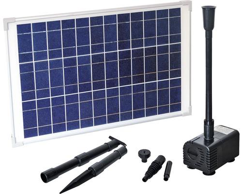 Solar-Pumpenset Heissner 1300 l/h