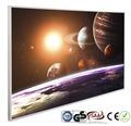 papermoon Bildheizung Infrarot Solar System 62 x 102 cm 600W