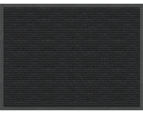 Ripsmatte Durable schwarz 90x120 cm