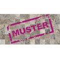 Muster zu Fliese Deco Quarzite Gris