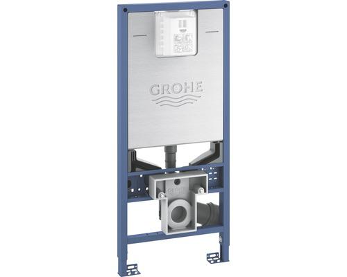 Vorwandelement GROHE Rapid SLX für WC H:113cm mit Stromanschluss (Klemmdose) und Wasseranschluss für Dusch-WC 39596000