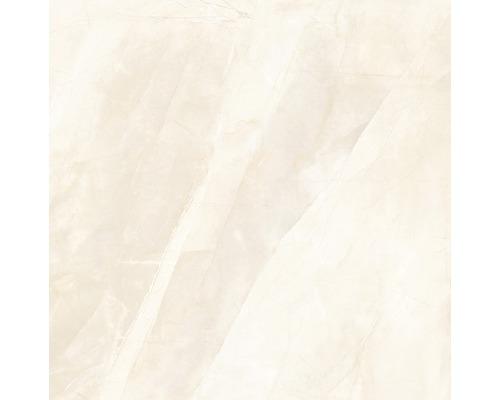 Feinsteinzeug Wand- und Bodenfliese Marmor Neolith Ivory Matt 120 x 120 cm